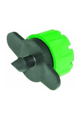 Senkron Debi Ayarlı Damlatıcı 0-100L/H (100'Lü Paket)