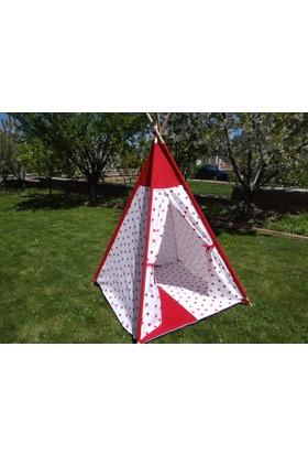 Astaria Art Kırmızı Oyun Çadırı