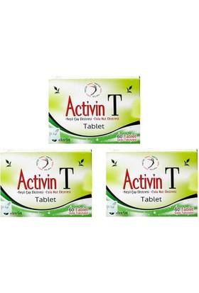 Microgen Activin T 60 Tablet 3 Adet