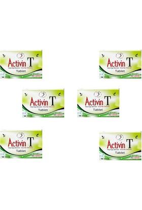 Microgen Activin T 60 Tablet 6 Adet