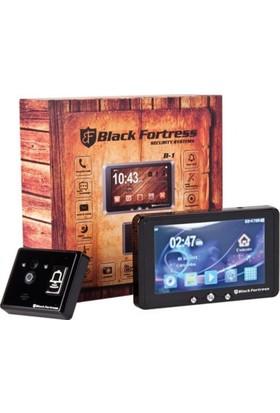 Black Fortress B1 Dijital Kapı Dürbünü
