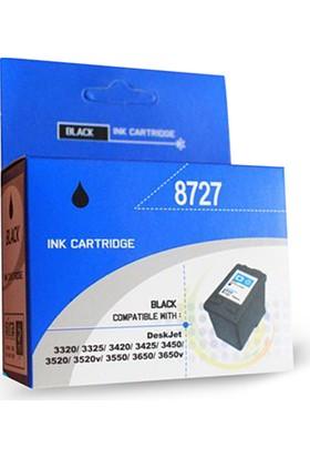 Bk Hp 27 Sıfır Siyah Muadil Kartuş Yüksek Kapasite (C8727A)