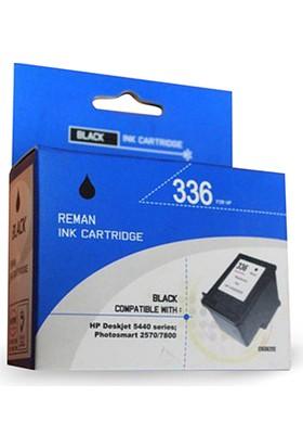 Bk Hp 336 Sıfır Siyah Muadil Kartuş Yüksek Kapasite (C9362E)