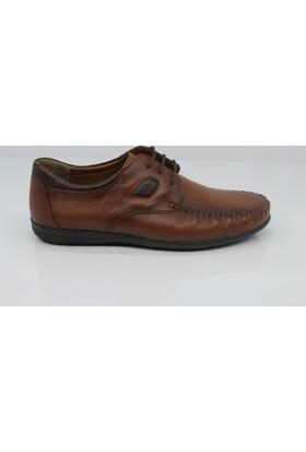 Bemsa 481 Deri Ortopedik Kalıp Günlük Erkek Ayakkabı