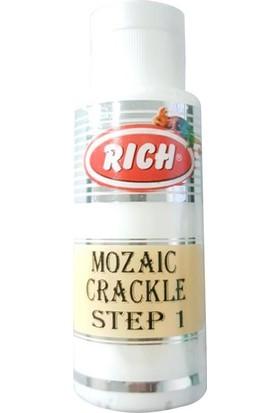 Rich Mozaik Çatlatma 70Cc - Step 1