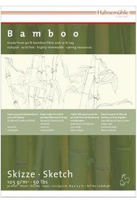 Hahnemühle Bamboo - A4 - 30 Yaprak - 105Gr.
