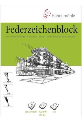 Hahnemühle Teknik Çizim Blok - A4 - 250Gr.