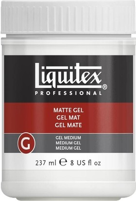 Liquitex Matte Jel - Gel Medium 237Ml