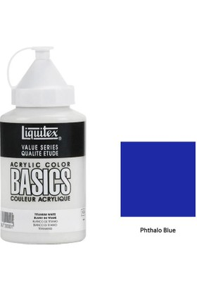 Liquitex Basic Akrilik 400 Ml - N:316 Phthalo Blue