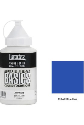 Liquitex Basic Akrilik 400 Ml - N:170 Cobalt Blue Hue