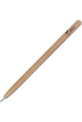 Abig Gravür Kazıma Kalemi Ahşap Sap 1,5X45Mm (190100)
