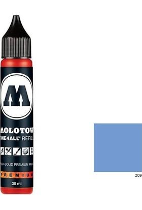 Molotow Refill 30Ml - Blue Violet Pastel 209