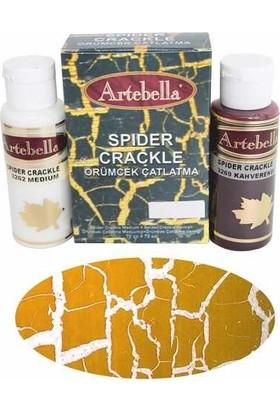 Artebella Örümcek Çatlatma 3268 Taba 70 Cc Medium + 70 Cc Vernik