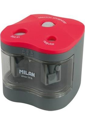 Milan Elektrikli Çiftli Kalemtraş (Bwm10278)