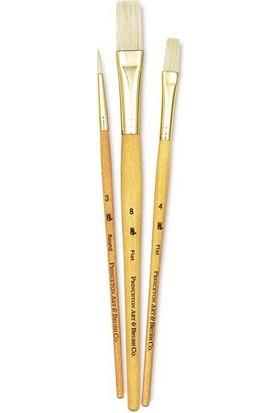 Princeton Fırça Seti 3'Lü Doğal Kıl N:9103