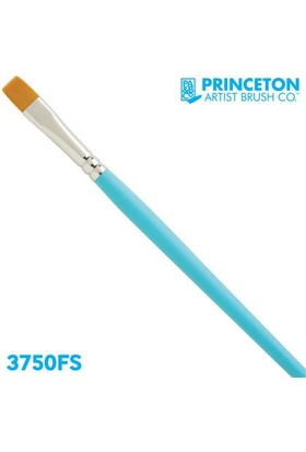 Princeton Sentetik Düz Fırça 3750Fs - N:2