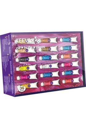 Reeves Yağlı Boya Seti 36X10Ml