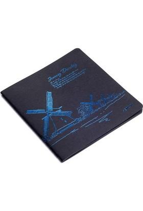 Siyah Eskiz Defteri - 170X182Mm - 32 Yaprak
