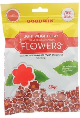Goodwin Çiçek Kili 50Gr. - Kırmızı