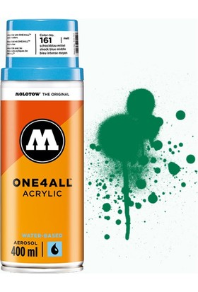 Molotow One4All Akrilik Sprey Boya 400Ml - N:235 Turquoise