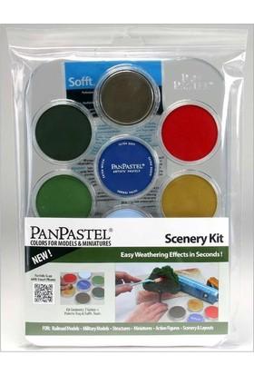 Panpastel Model Ve Maket Kiti - 7 Renk + Aksesuar