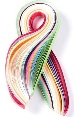 Quilling Kağıdı - 16 Renk - 10Mm X 42Cm