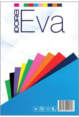 İdora Eva 10 Renk - A4