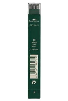 Faber-Castell Portmin Uç 127106 9071 6B 3,15Mm