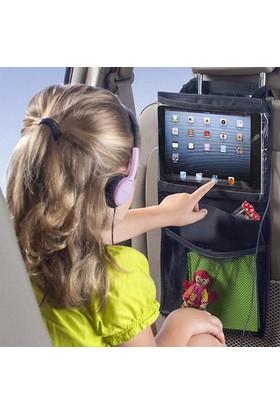 Simoni Racing Çocuklar İçin Koltuk Arkasına Tablet ve Eşya Tutucu 106253