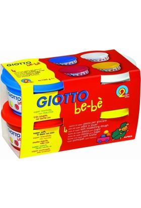 Giotto Oyun Hamuru 100Gr 4 Renk