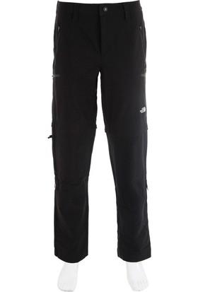 The North Face TNT0CL9QJK3 M Exploration Convertible Pant Erkek Pantolon