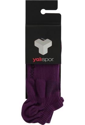 Yalı Spor YSÇK001-MOR Soket Çorap Kadın Çorap
