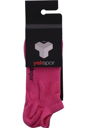 Yalı Spor YSÇK001-FUŞYA Soket Çorap Kadın Çorap