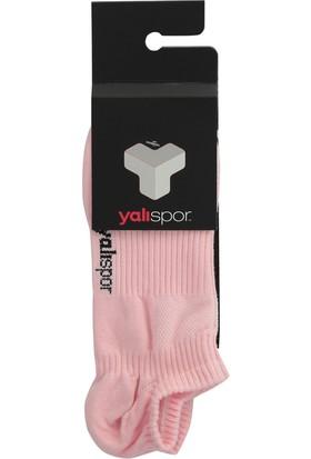 Yalı Spor YSÇK001-PEMBE Soket Çorap Kadın Çorap