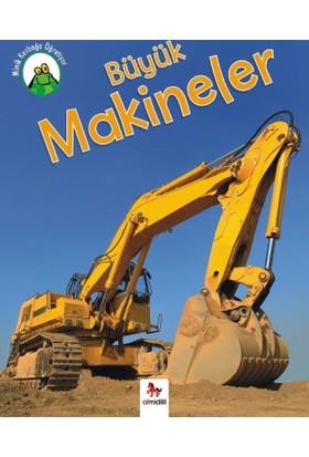 Minik Kurbağa Öğretiyor :Büyük Makineler