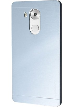 Gpack Huawei Mate 8 Kılıf Sert Arka Kapak Motomo Case