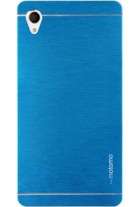 Gpack Sony Xperia T3 Kılıf Sert Arka Kapak Motomo Kılıf