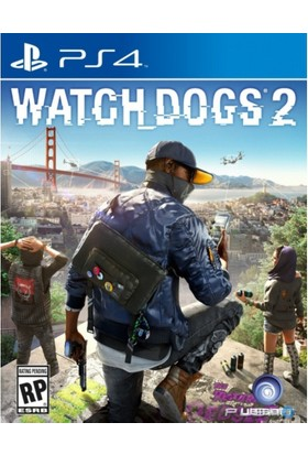 Watch Dogs 2 Ps4 Playstation 4 Oyun