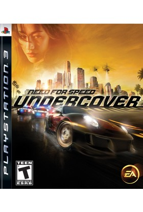 Need For Speed Undercover Ps3 Oyun