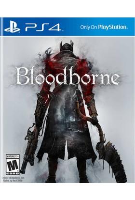 BloodBorne Ps4 Playstation 4 Oyun