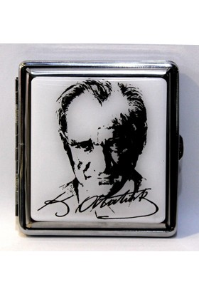 Modaroma K.Atatürk Sigara Tabakası 3
