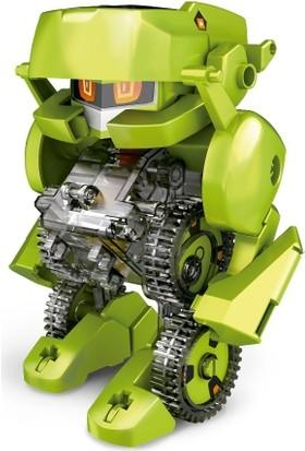 Imaginarium Solar Robot-Güneş Enerjili Robot- Robot - T4 Eco Solar Robot