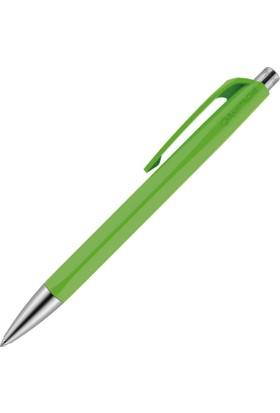 Caran Dache 888 İnfiniti Tükenmez Kalem Yeşil