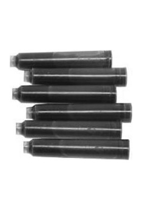 Graf von Faber Castell Dolma Kalem Kartuşu Siyah 185507