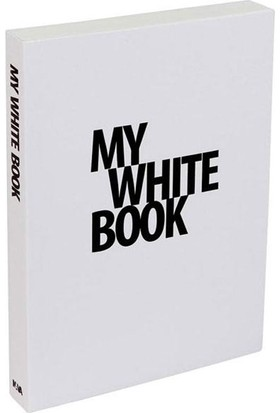 Nava My Book A5 Beyaz Defter MY320BI00A