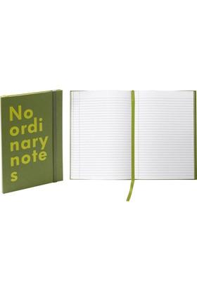 Nava No Ordinary Not Defteri A5 Yeşil TNNO320V00000A