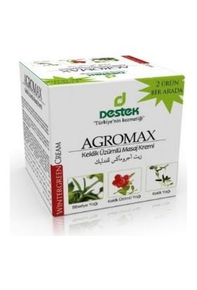 Agromax Keklik Üzümlü Masaj Kremi 185Gr