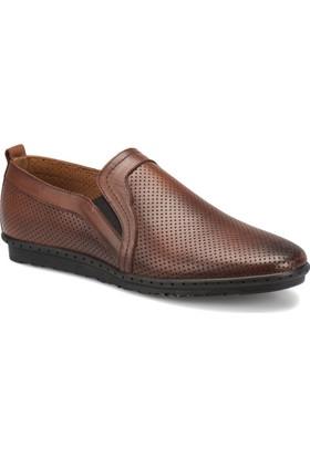 Flogart 3071 M 1366 Kahverengi Erkek Ayakkabı