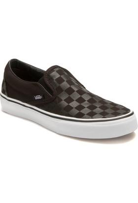 Vans Classic Slip-On Siyah Kadın Sneaker Ayakkabı