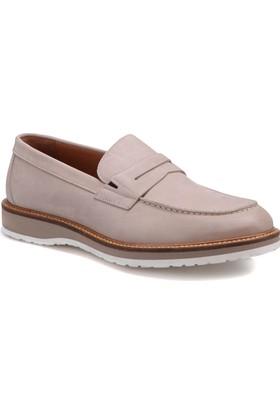Maritan A1000 Bej Erkek Deri Ayakkabı
